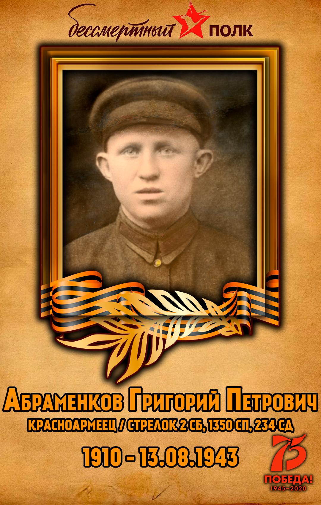 Абраменков-Григорий-Петрович