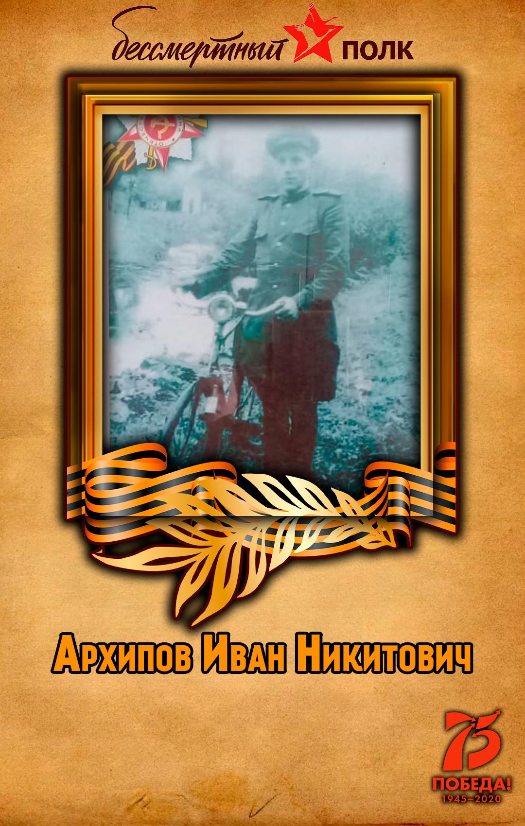 Архипов-Иван-Никитович