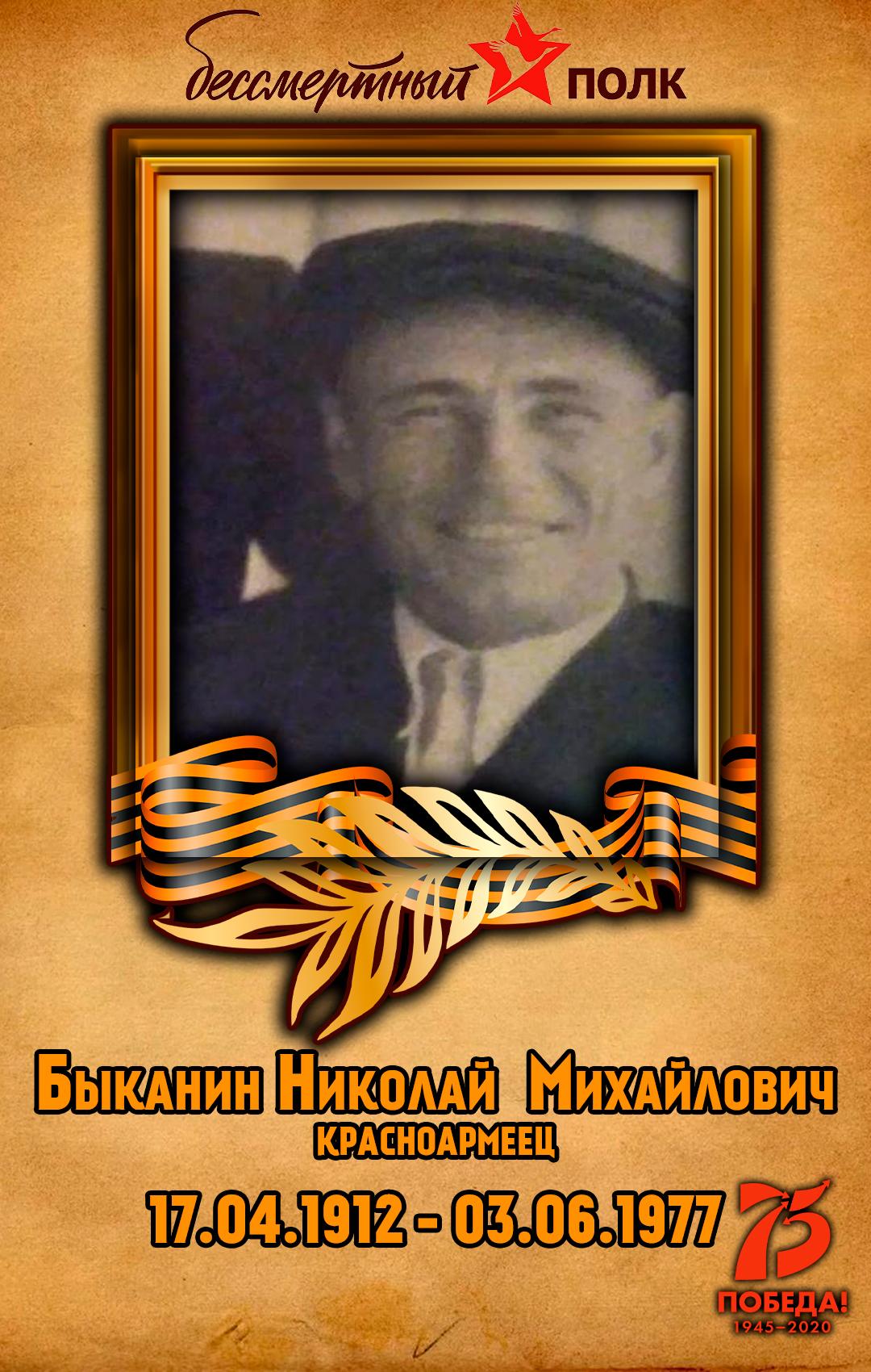 Быканин-Николай--Михайлович