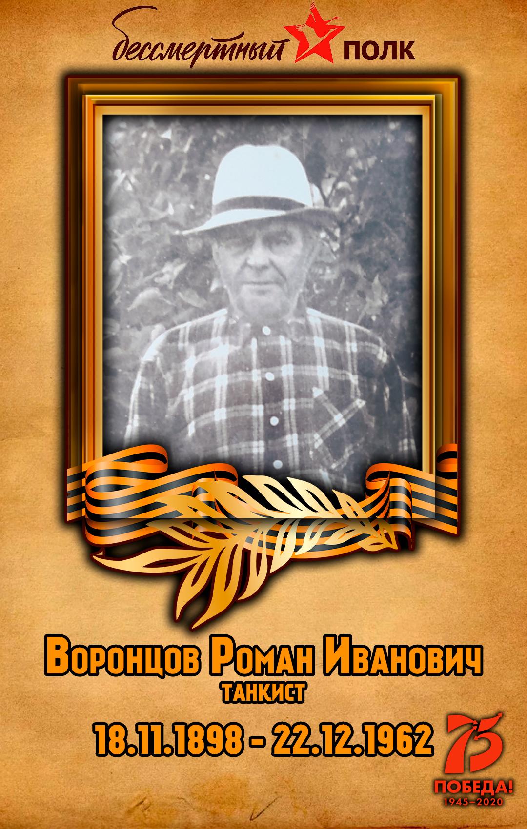 Воронцов-Роман-Иванович