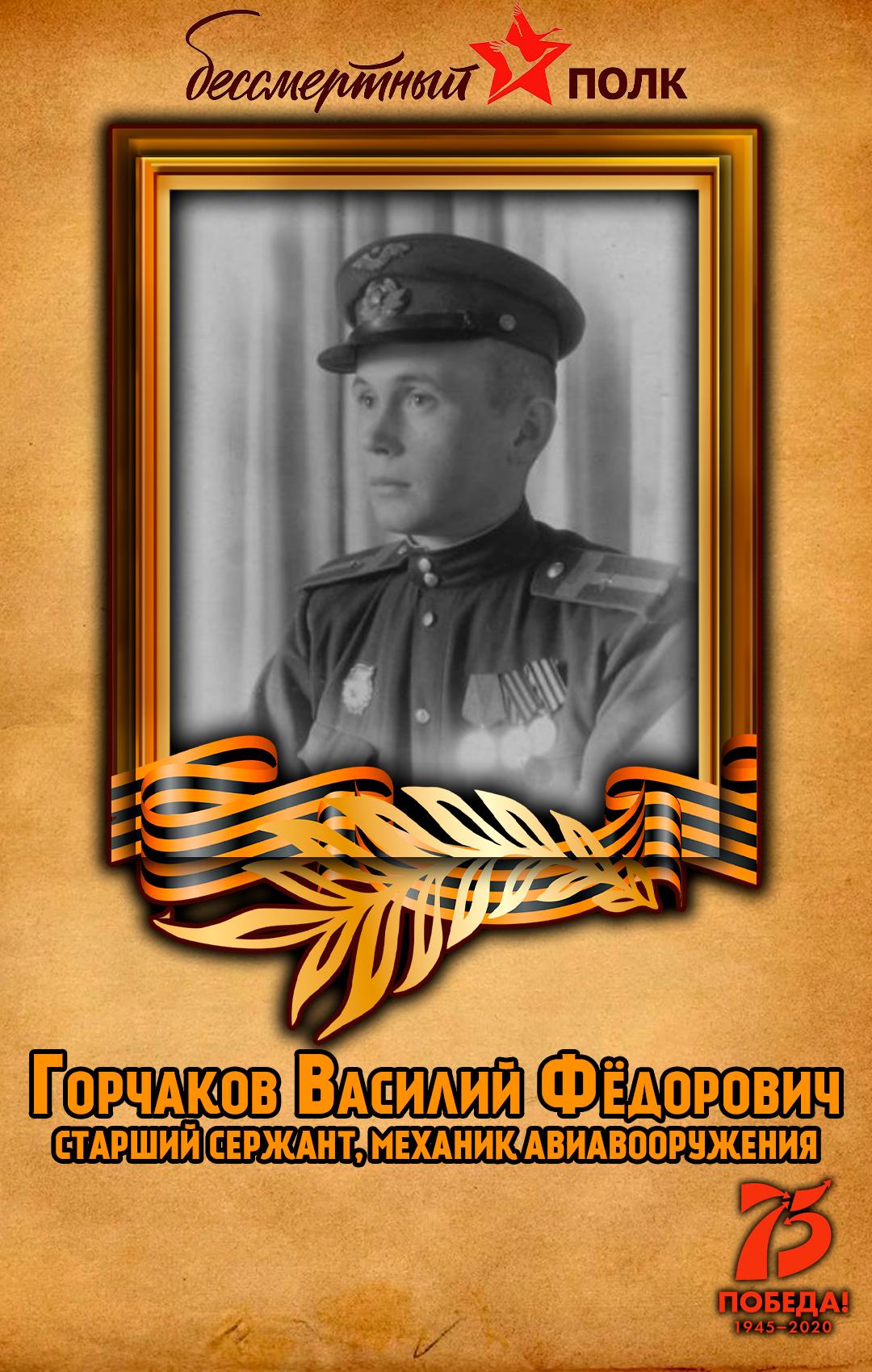 Горчаков-Василий-Фёдорович