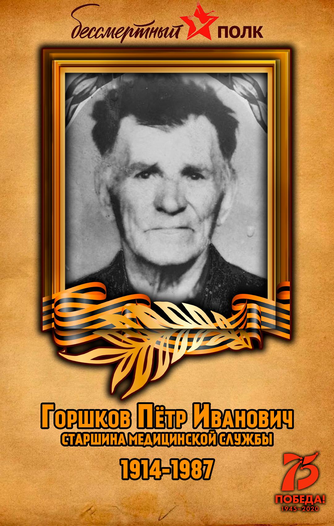 Горшков-Пётр-Иванович