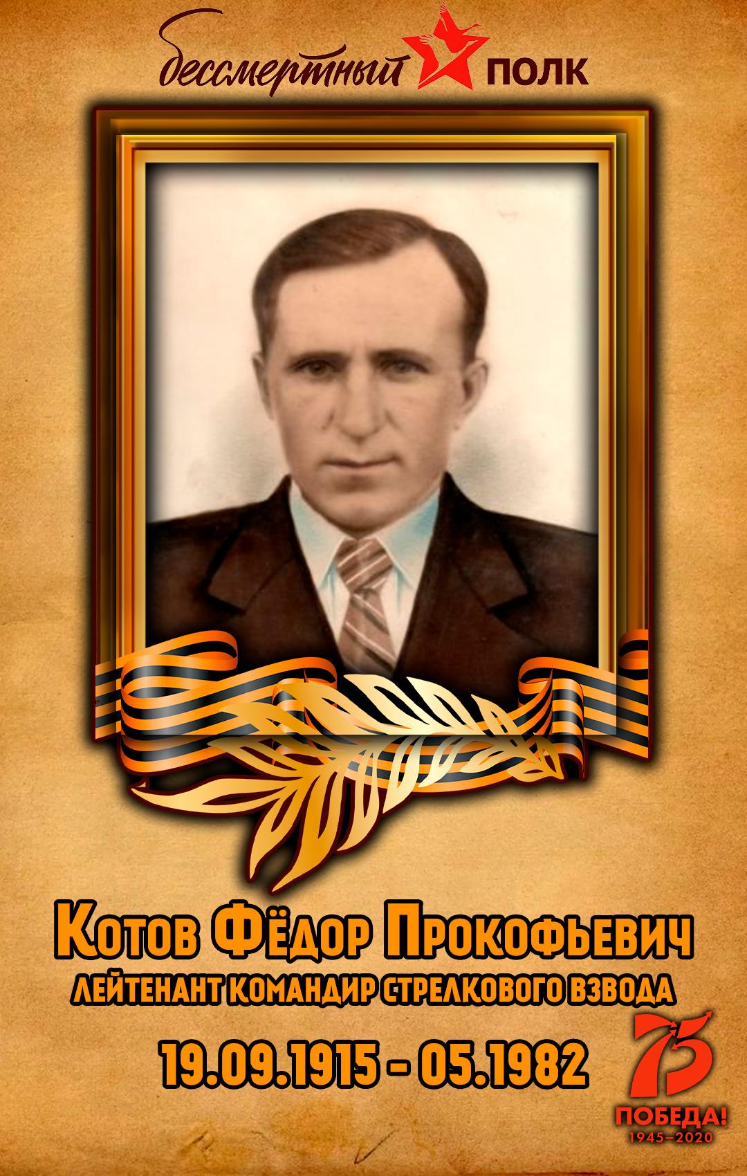 Котов-Фёдор-Прокофьевич