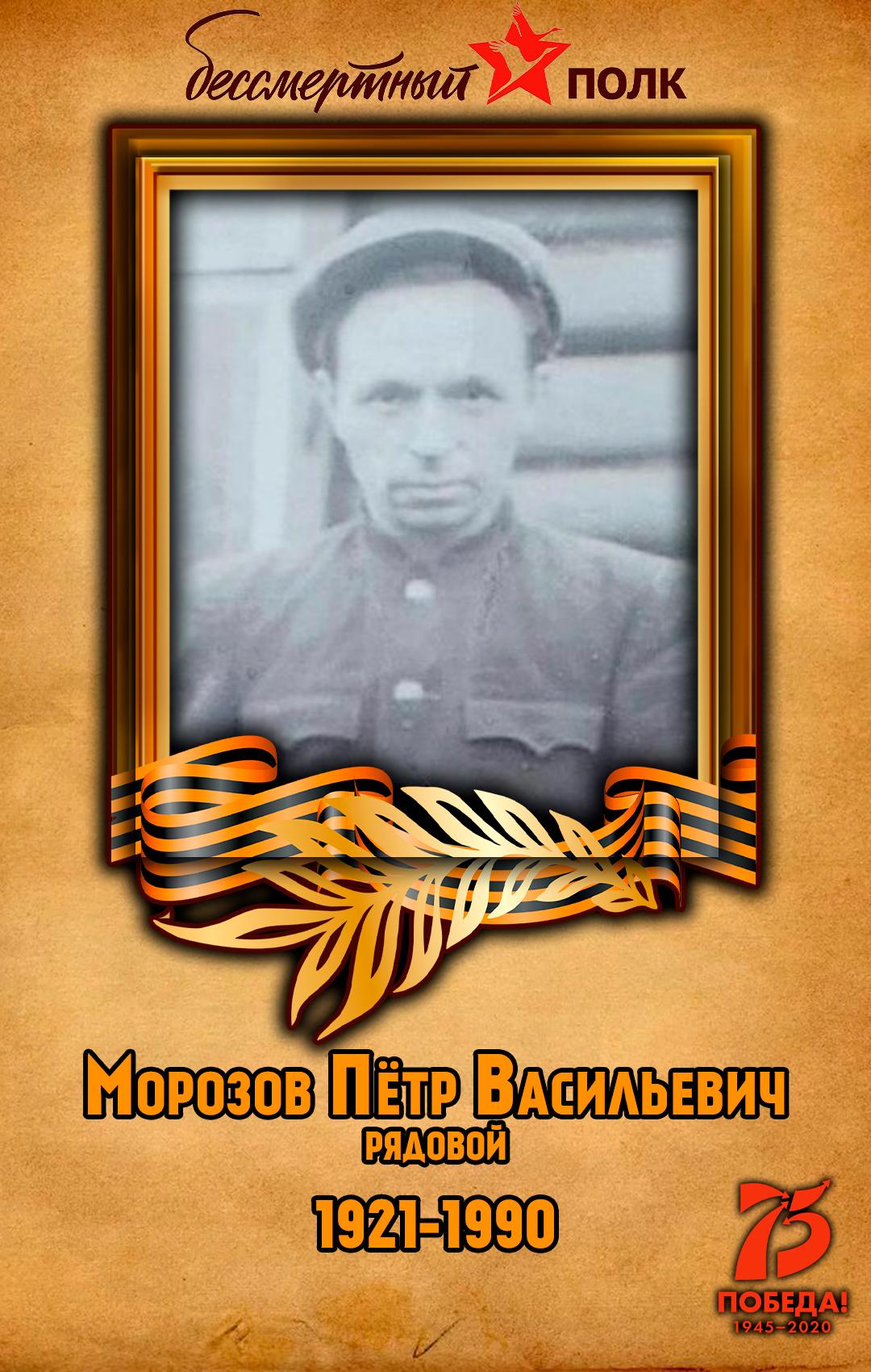 Морозов-Пётр-Васильевич