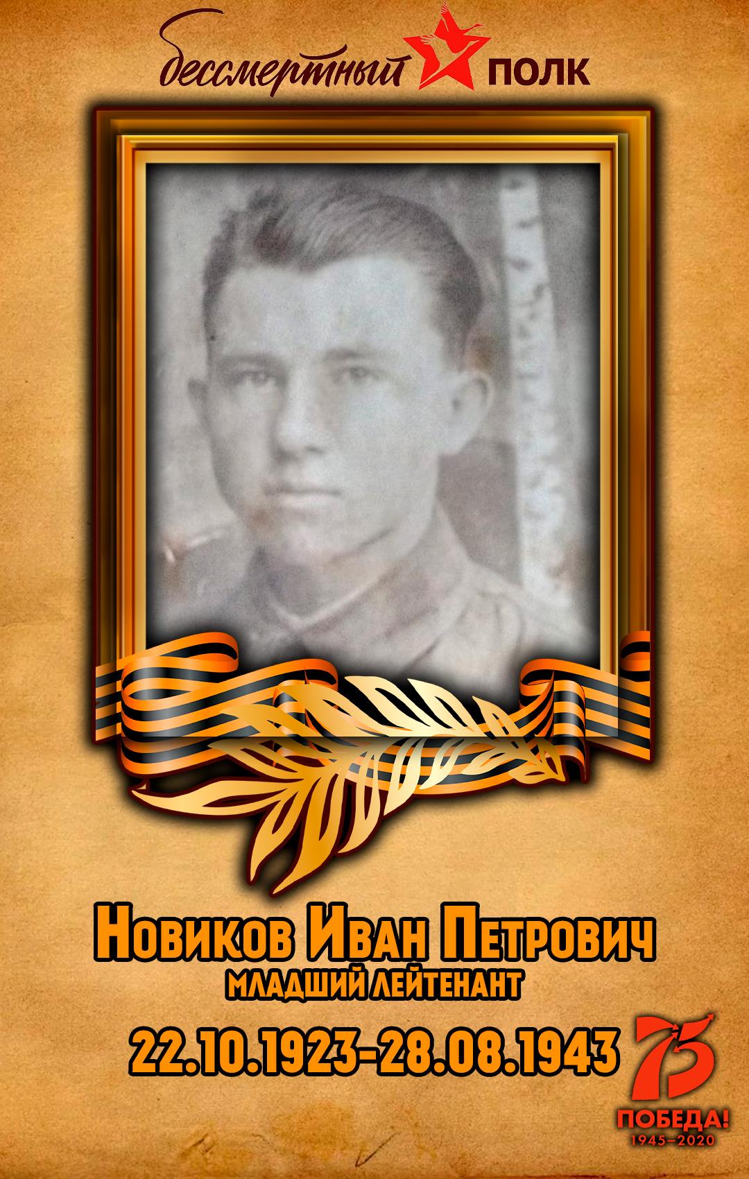 Новиков-Иван-Петрович