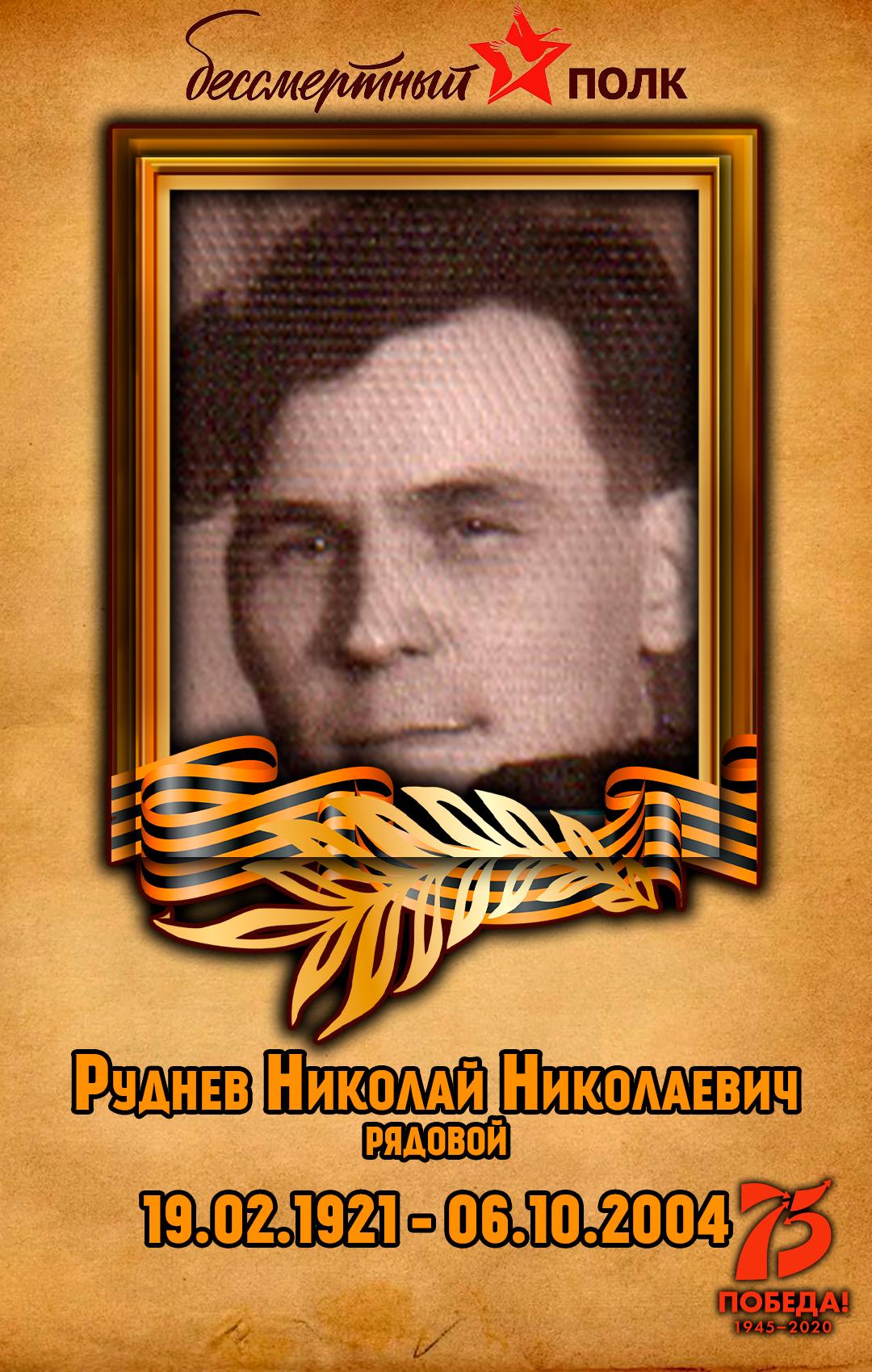 Руднев-Николай-Николаевич