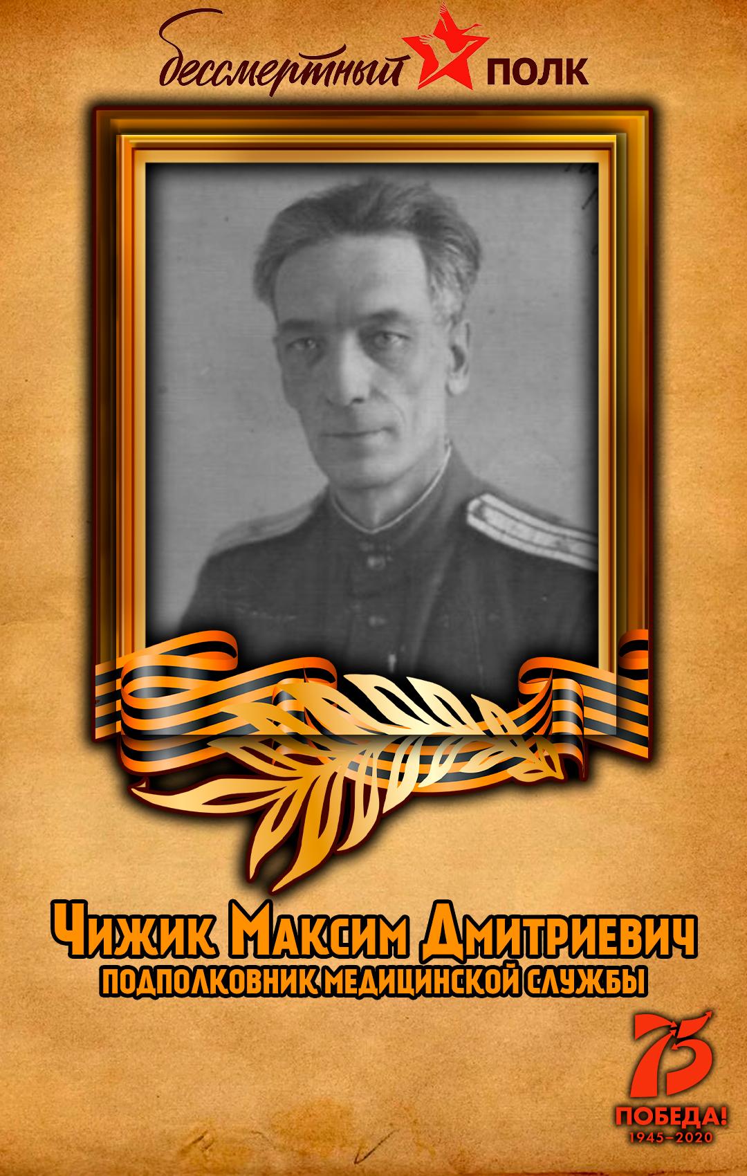 Чижик-Максим-Дмитриевич