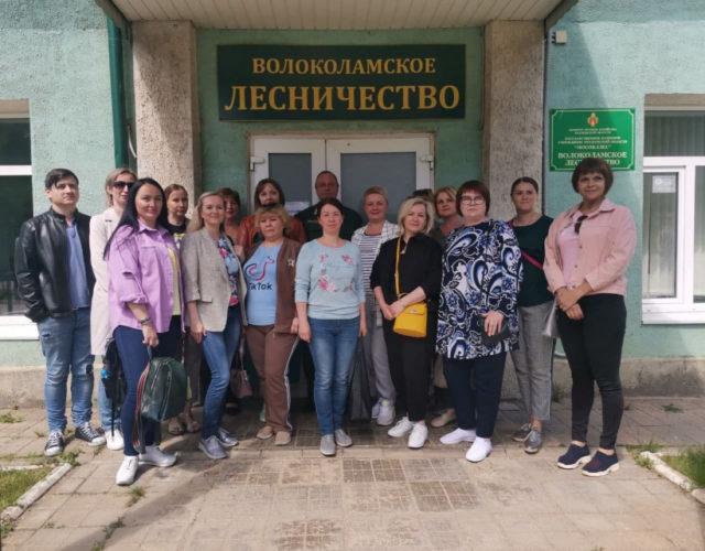 В Волоколамске встретились специалисты лесной отрасли из 14 регионов России