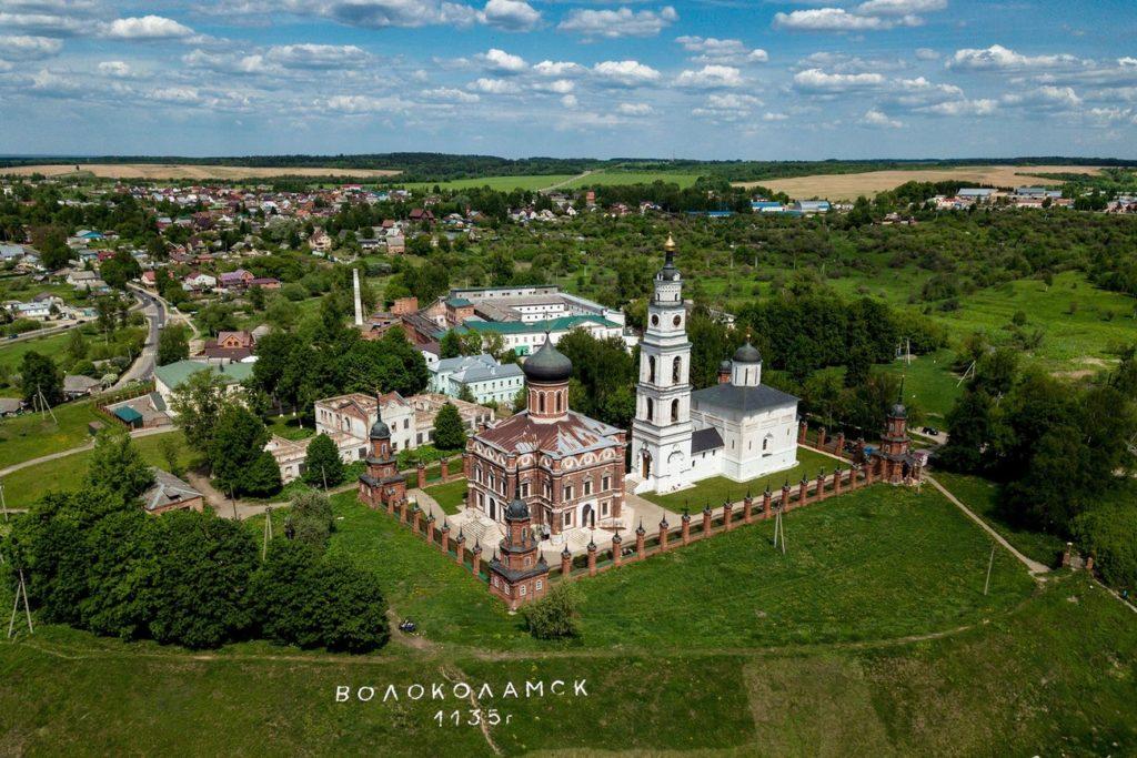 Историческое наследие Волоколамска
