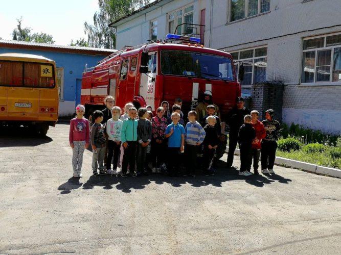 В Волоколамском округе провели единый день тренировок по эвакуации