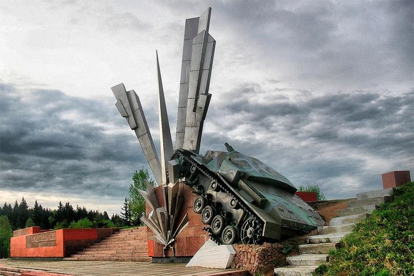 Волоколамские памятники Великой Отечественной войны добавят на всероссийскую карту мемориалов