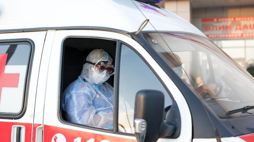 Еще 2 583 инфицированных Covid‑19 выявили в Подмосковье
