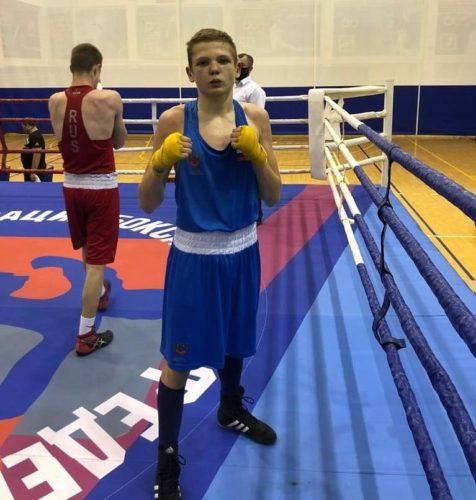 Волоколамский боксер стал членом сборной России по боксу