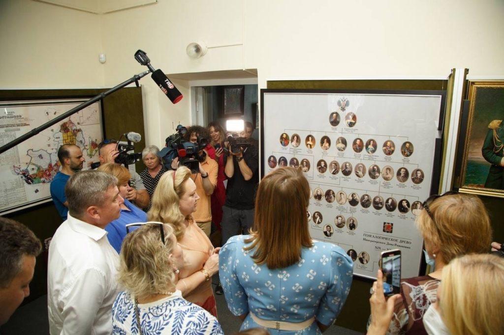 В Волоколамске состоялось открытие уникальной выставки