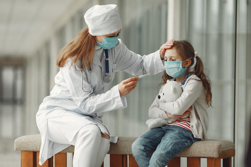 Дети из Волоколамского округа, переболевшие коронавирусом, могут пройти реабилитацию по направлению врача