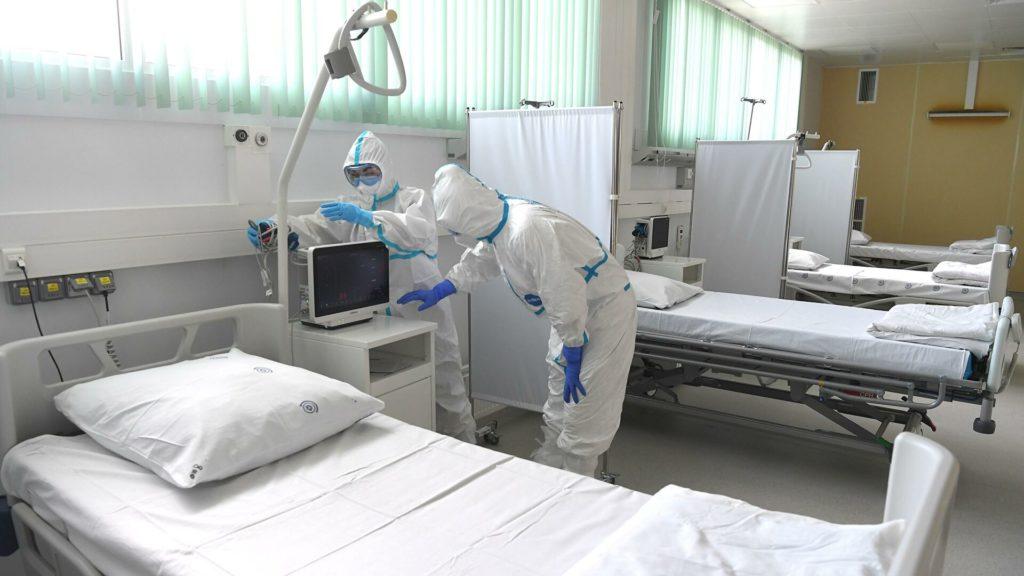 В России выявили максимальное с 2 января число новых случаев COVID-19
