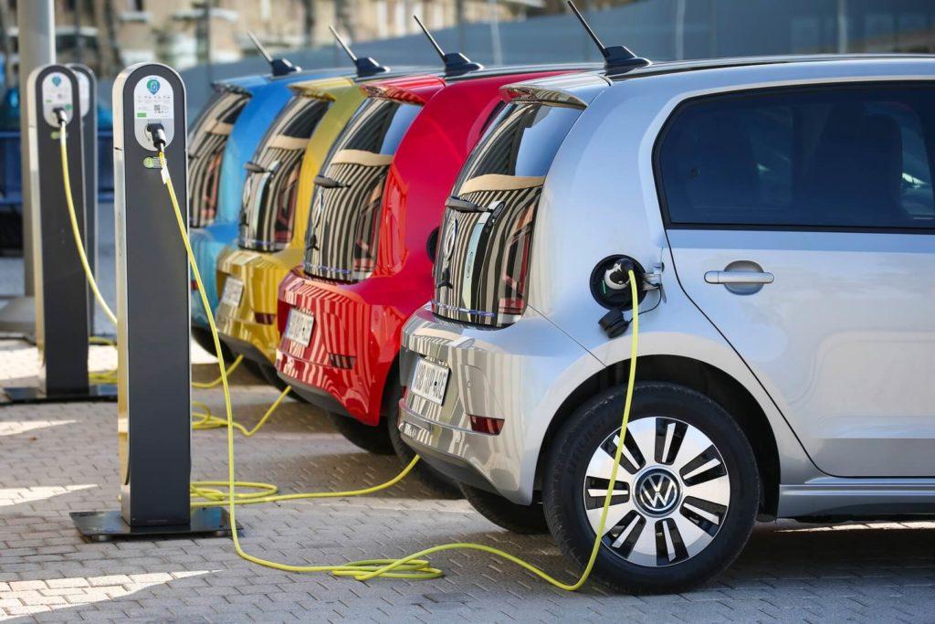 В столице планируют стимулировать использование большего числа электромобилей