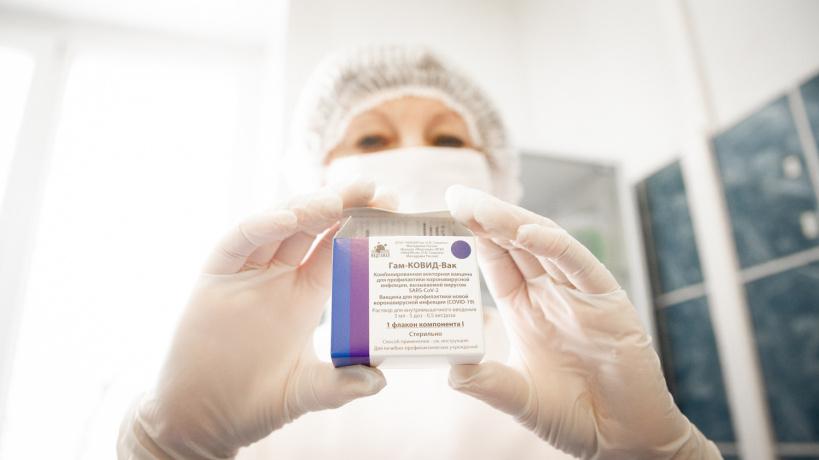 Около 19 000 жителей Волоколамского округа сделали прививку от коронавируса