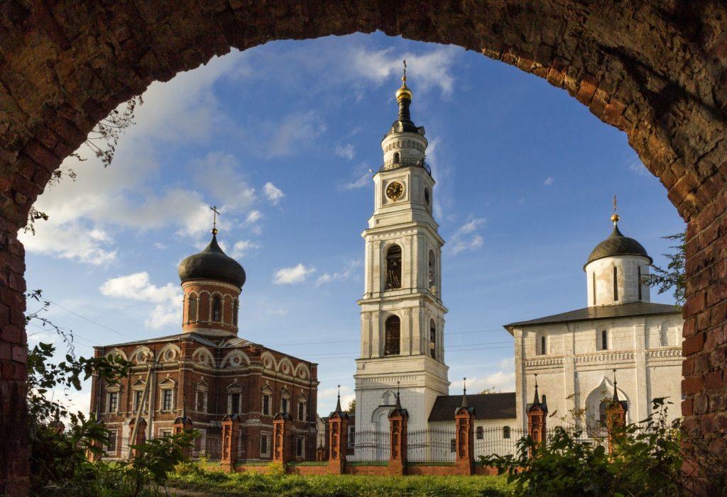 Архитектура Волоколамского кремля