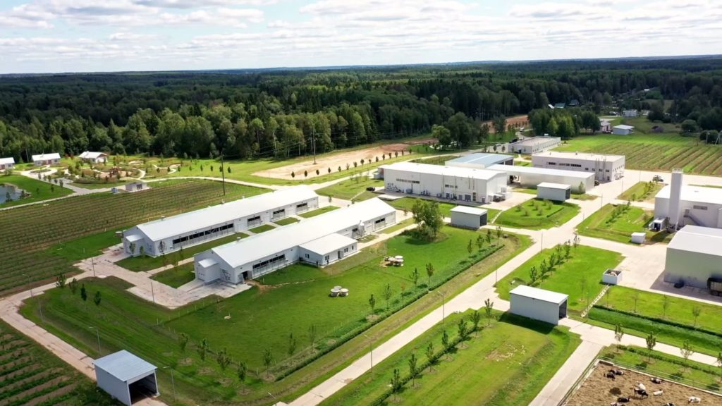Ферма М2 – первое в России органическое многопрофильное хозяйство