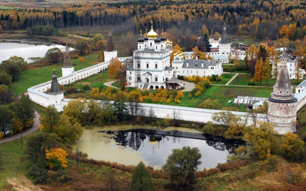 Намоленные места: Иосифо-Волоцкий мужской монастырь под Волоколамском