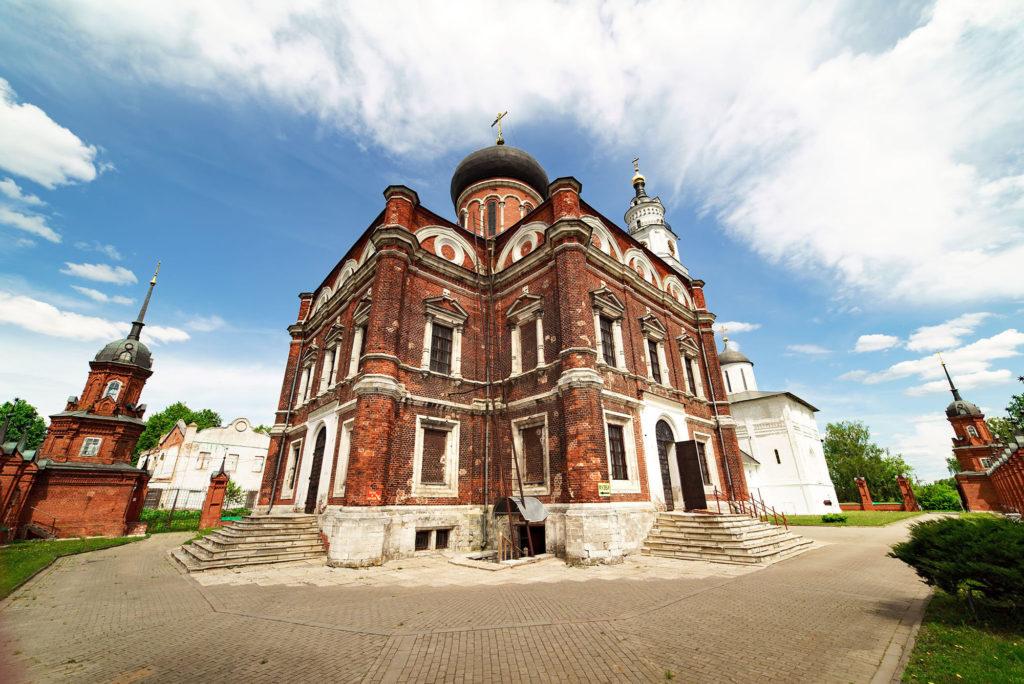 Никольский собор Волоколамского кремля