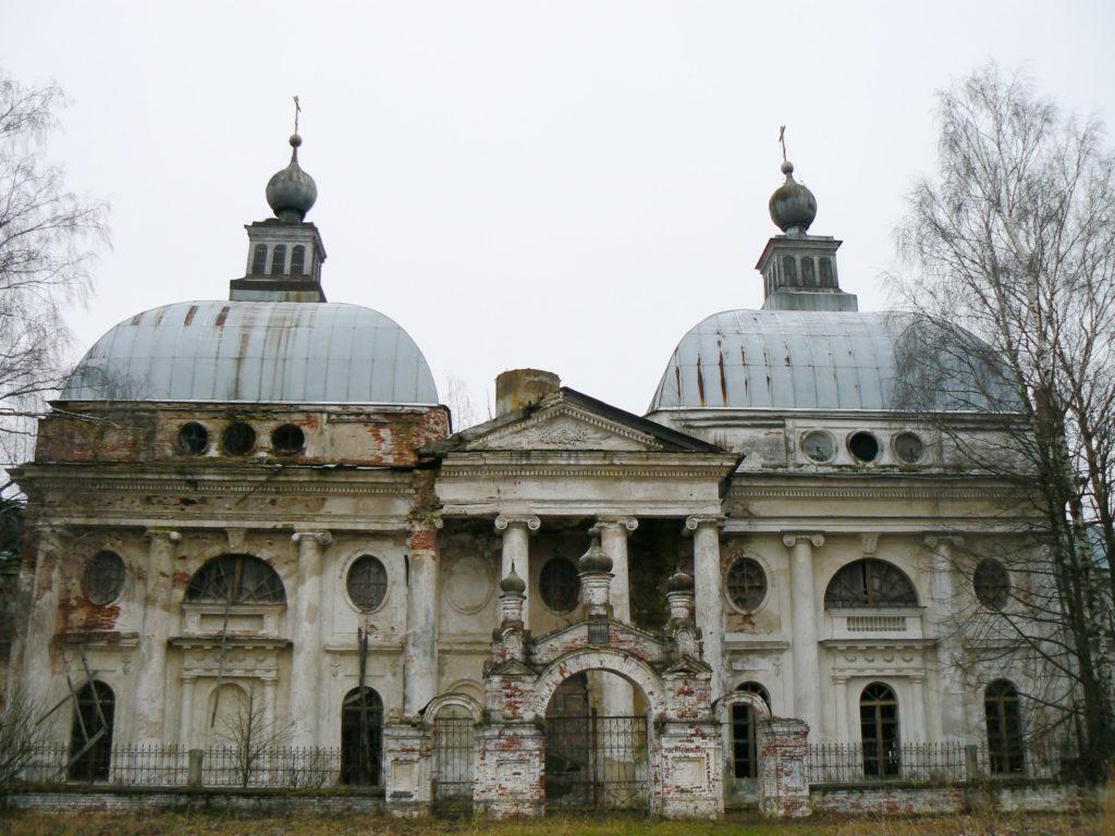 «Русский Версаль» – усадьба Чернышевых в селе Ярополец