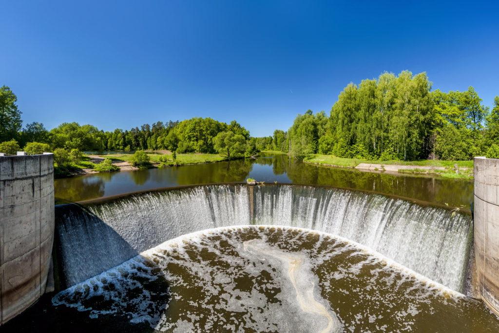 Село Ярополец: первая сельская ГЭС в России