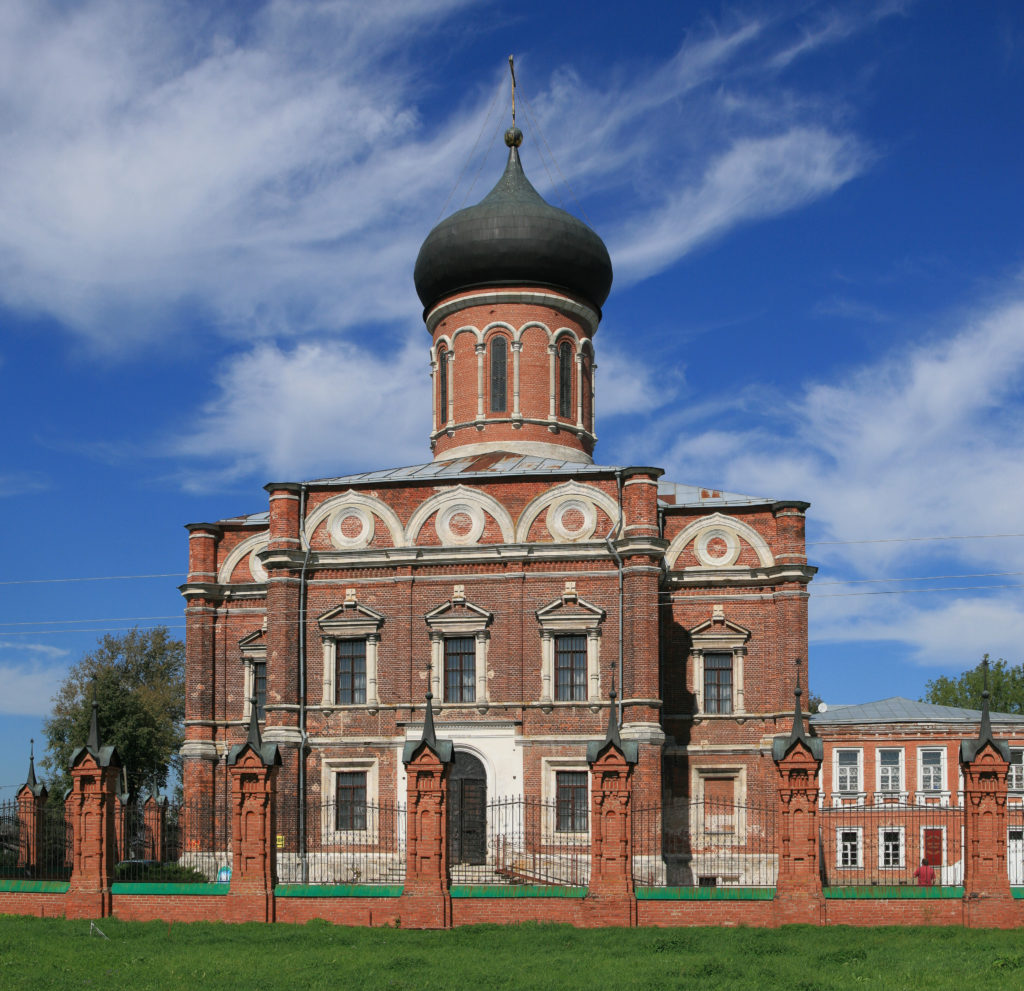 Собор святого Николая Чудотворца в Волоколамске