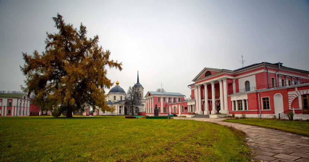 Удивительный Ярополец: усадьба Гончаровых