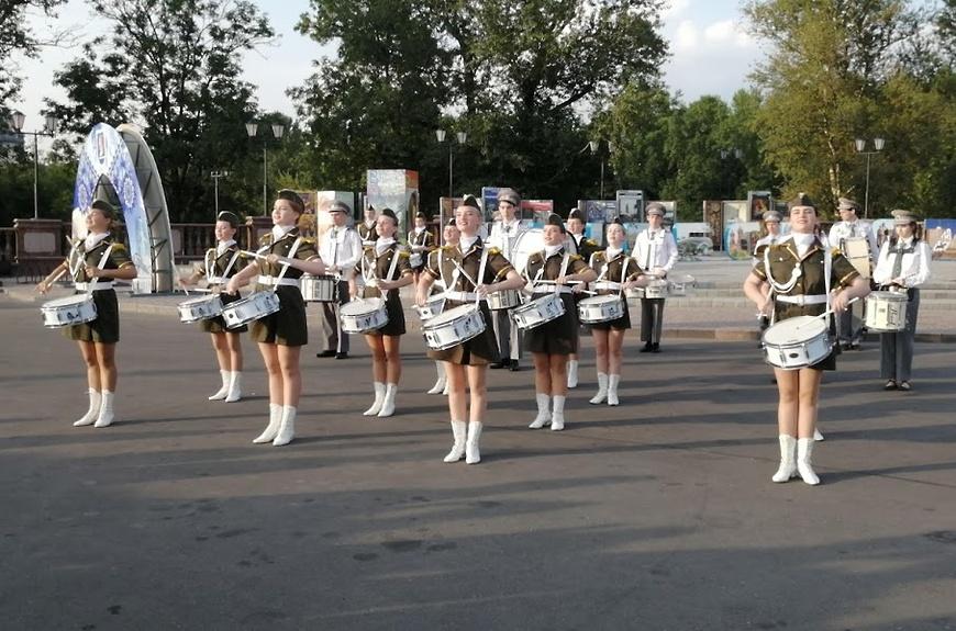 Мажоретки из Волоколамского округа получили диплом за популяризацию мажоретного спорта