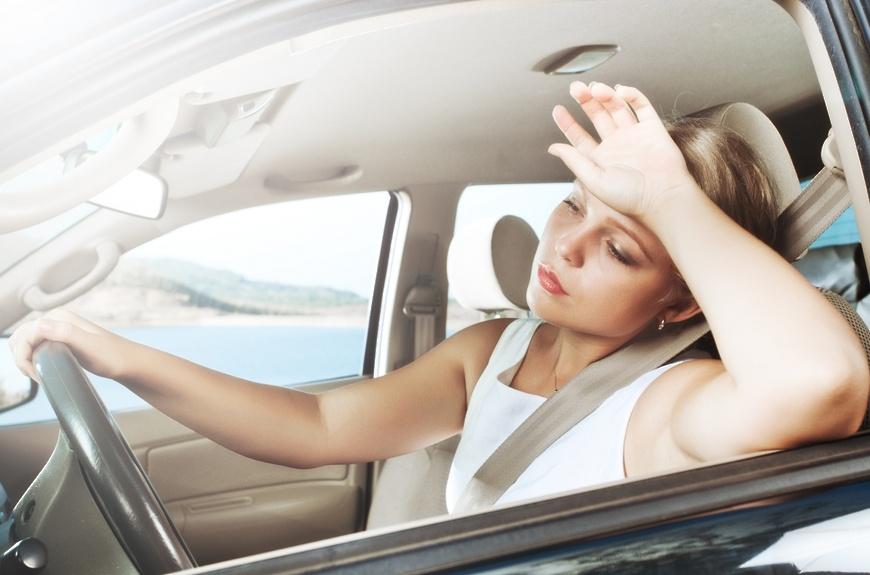 ГИБДД призывает волоколамских водителей быть внимательнее в жару