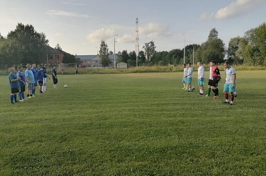 В Волоколамском округе подвели итоги первого круга первенства по футболу