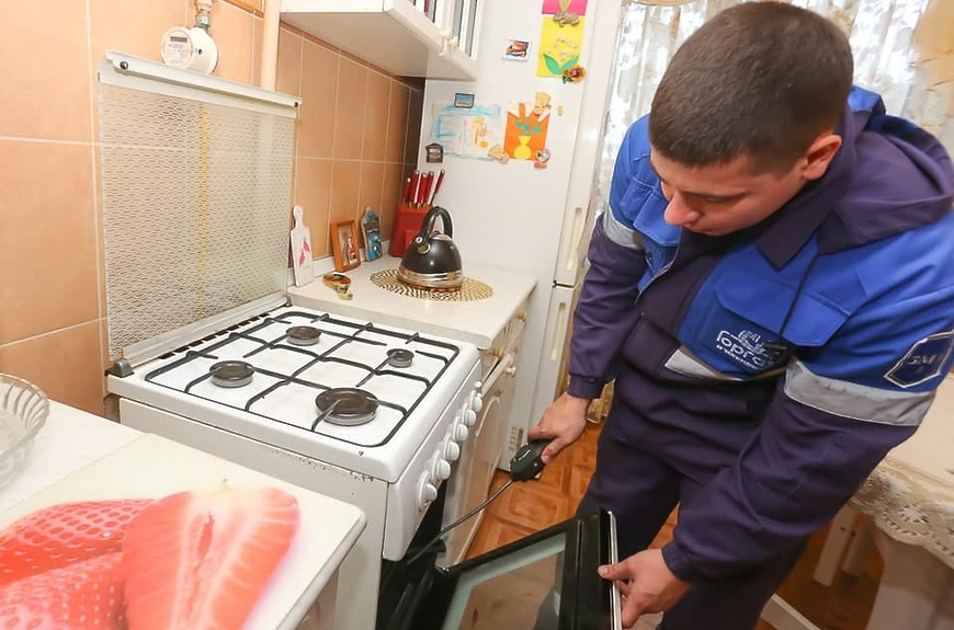 Правила безопасности при использовании газового оборудования