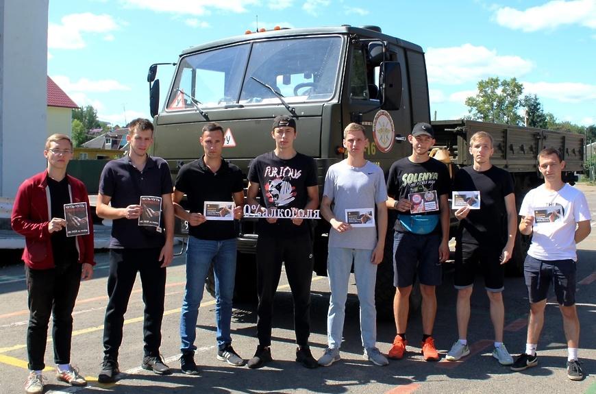 Сотрудники Волоколамской Госавтоинспекции провели беседы с кандидатами в водители