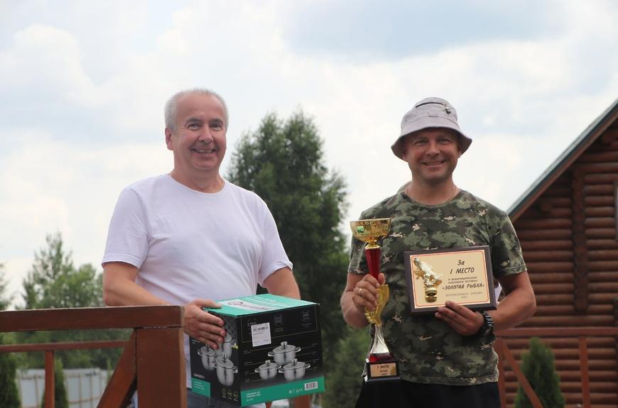 В Волоколамском округе состоялся рыболовный фестиваль
