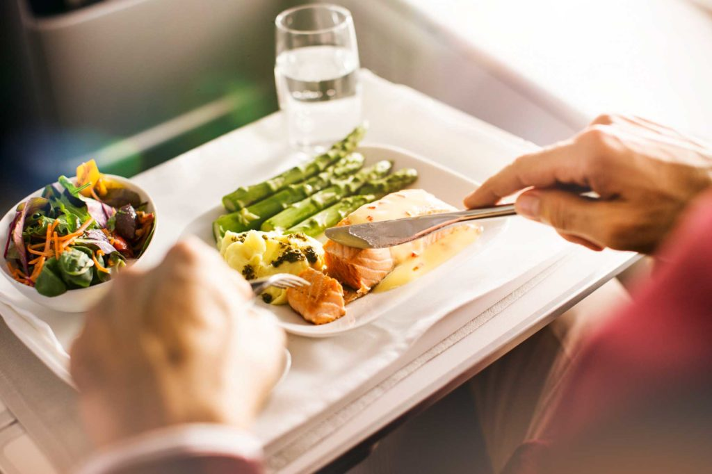 В России предложили уменьшить размер порций блюд в кафе и ресторанах
