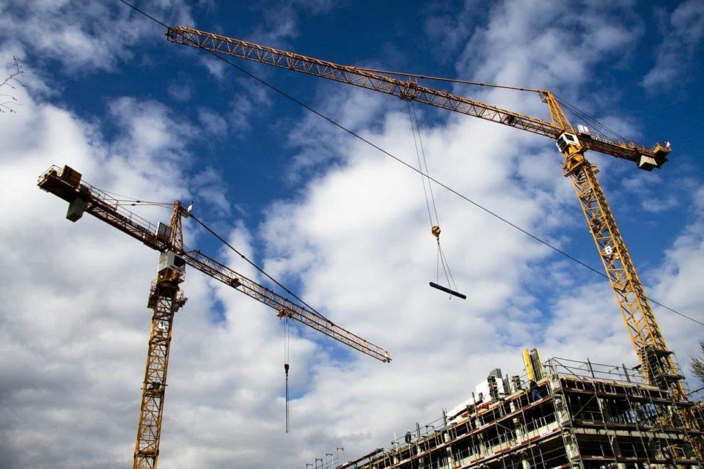 Подмосковье наращивает объёмы введённого в эксплуатацию жилья