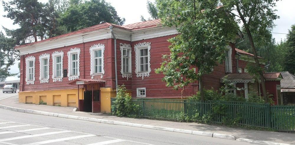 В список выявленных объектов культурного наследия Подмосковья включен дом Плотниковых в Волоколамске