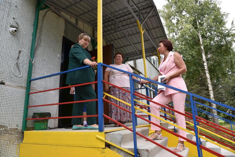 Лотошинские школы и сады проверены на готовность к новому учебному году