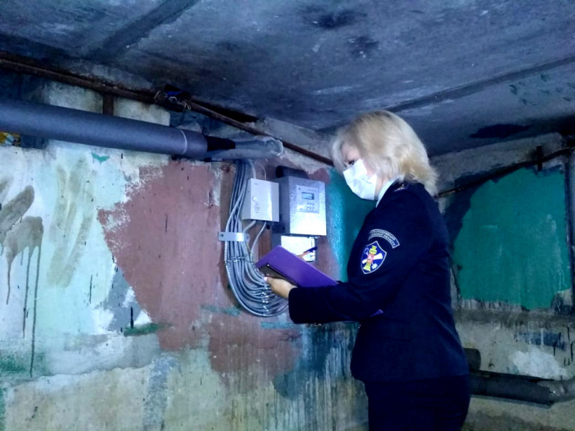 Госжилинспекция проверила подготовку почти 100 домов г.о. Лотошино к осенне-зимнему периоду