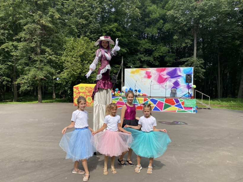 «День загадывания желаний» в Лотошинском парке культуры и отдыха