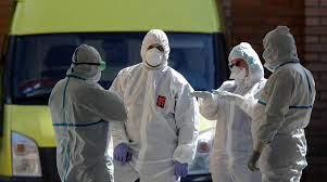 В России выявили 18 325 новых случаев заражения коронавирусом