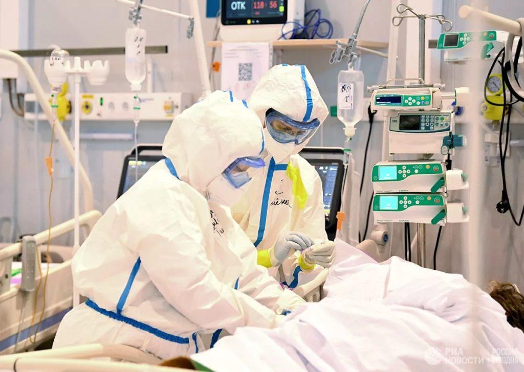 В России выявили 23 508 новых случаев заражения коронавирусом