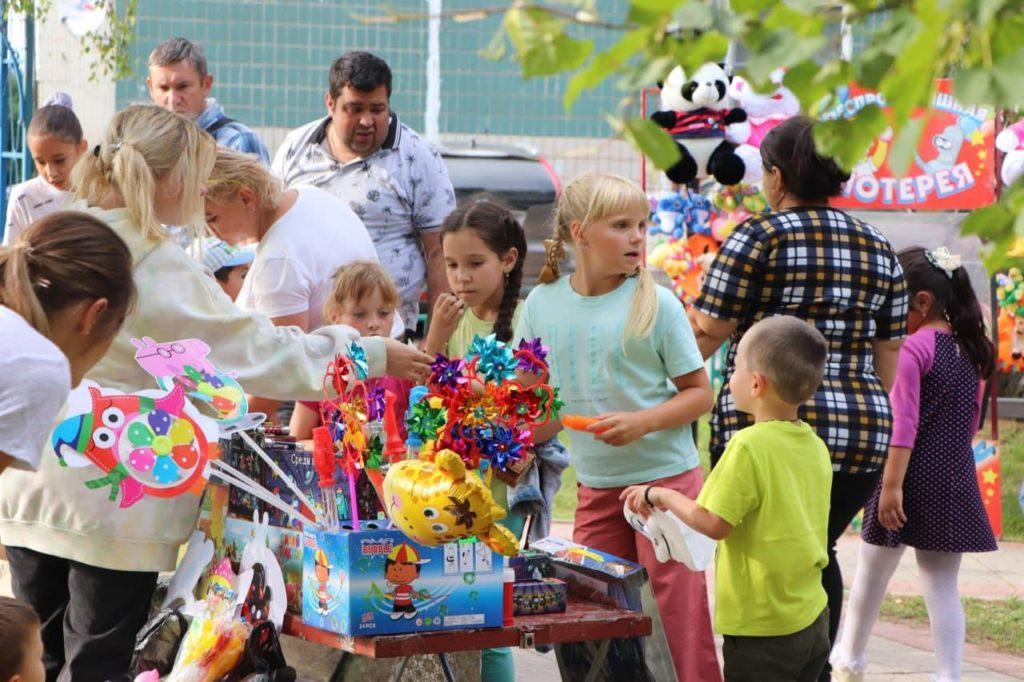 День села Теряево отметили в Волоколамском округе праздничной программой
