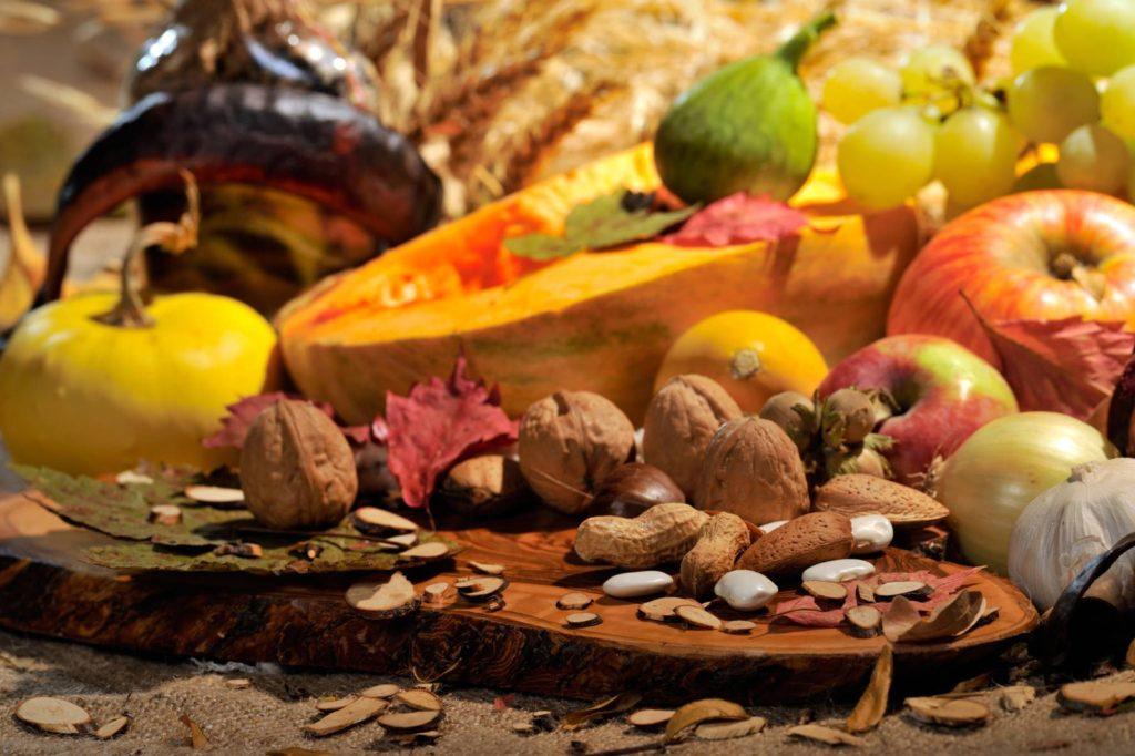 Как правильно питаться осенью: 5 ценных советов