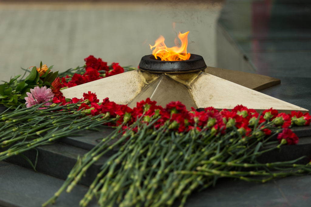 Праздник 80-летия освобождения Волоколамска от немецко-фашистских захватчиков