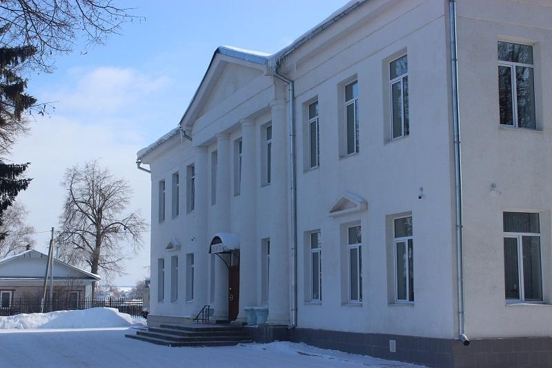 Волоколамская центральная библиотека