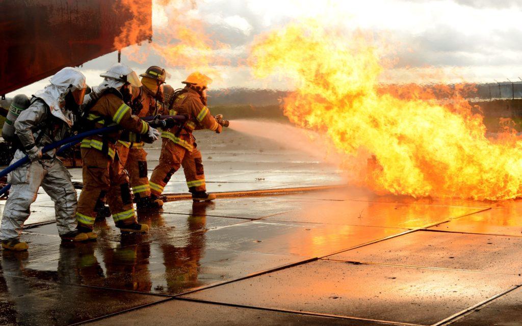 Волоколамский пожарный стал победителем областного конкурса «Лучший по профессии»