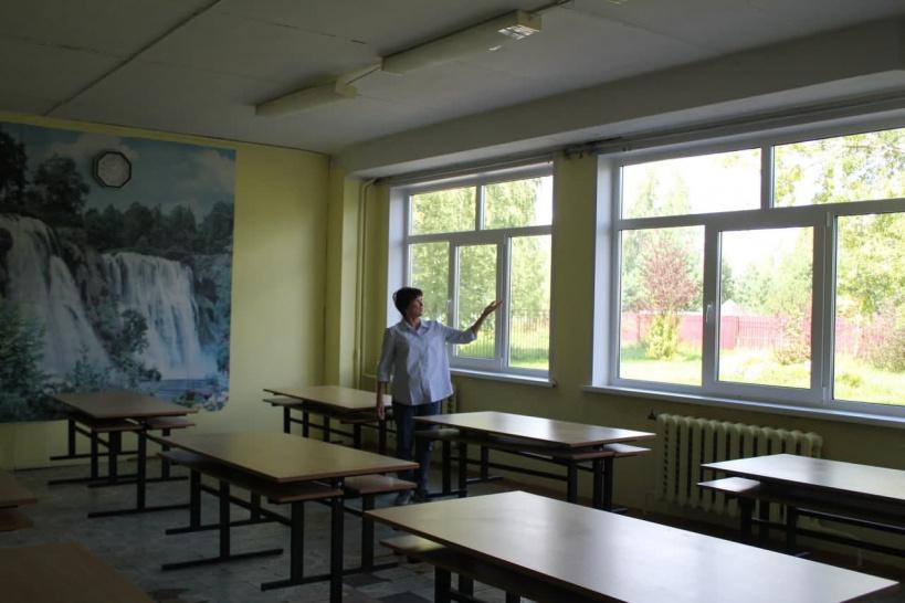 В школах горокруга Шаховская заканчиваются приготовления к началу нового учебного года